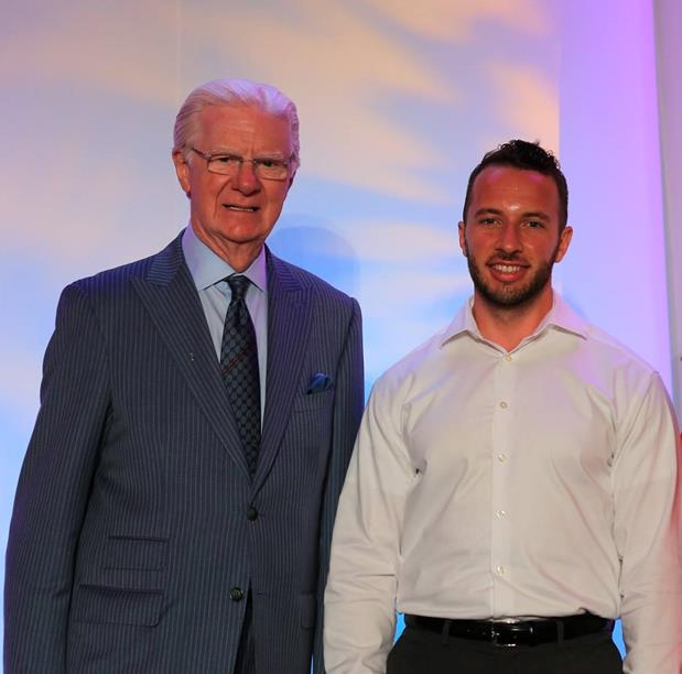 Bob Proctor and Scott Haug
